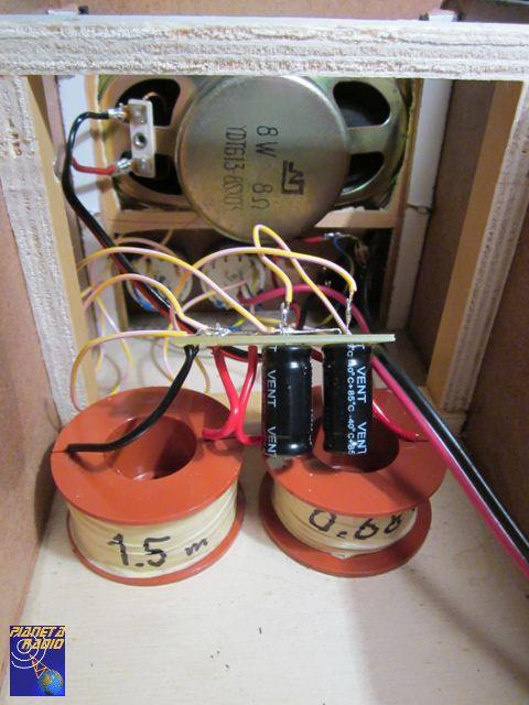 Altoparlante radio - Filtri