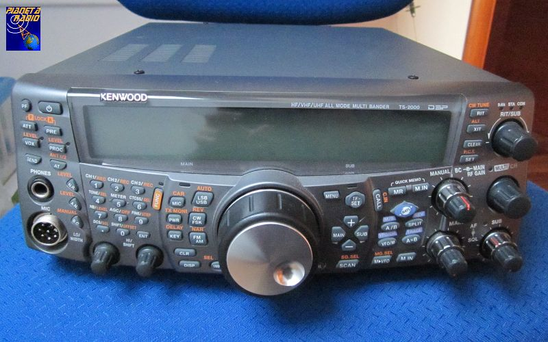 Kenwood TS-2000 – PianetaRadio it