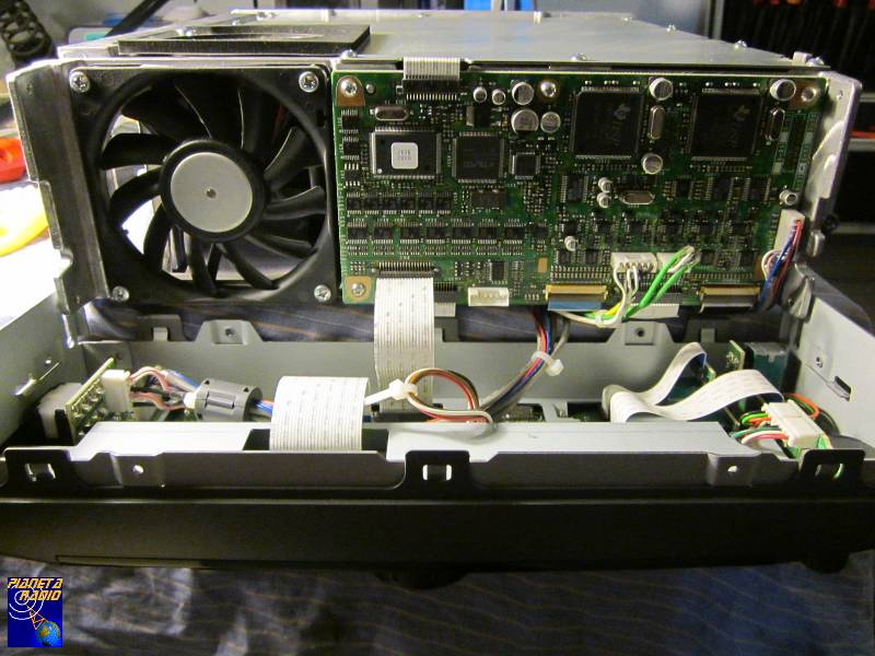 Kenwood TS-2000 - Front panel