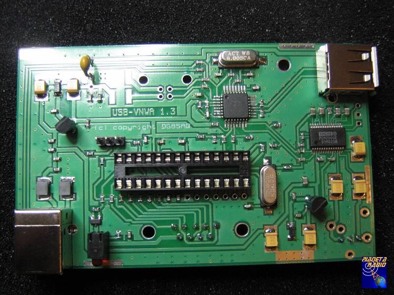VNWA - Interfaccia USB