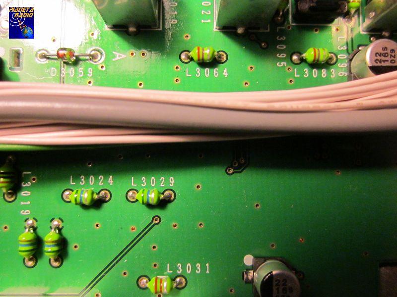 Yaesu FT-847 - 70 MHz TX ed RX BPF