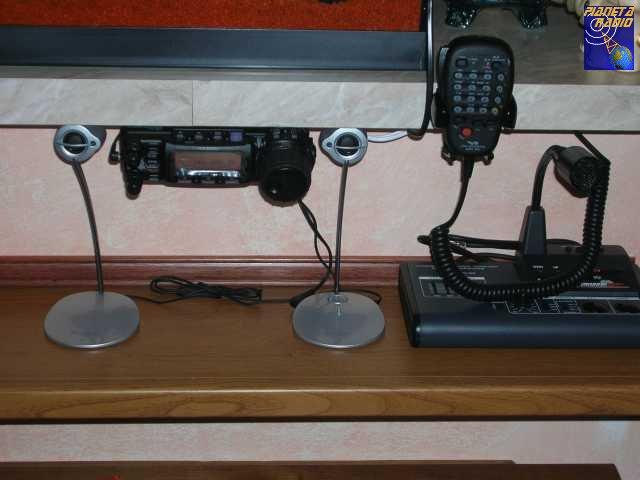 Yaesu FT-857 - Installazione remota