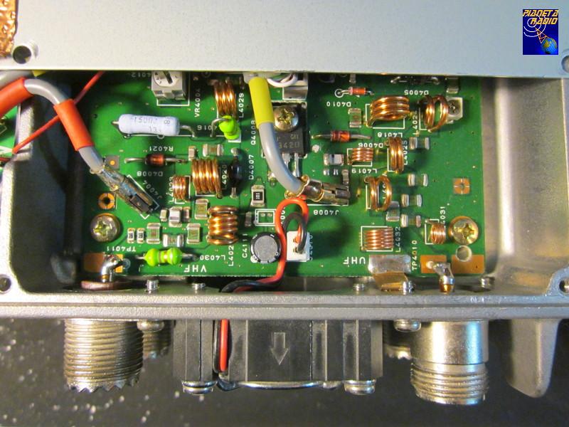 Yaesu FT-847 - PA V/UHF
