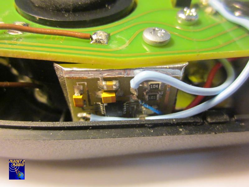 Compressore microfonico - Installazione MH-31