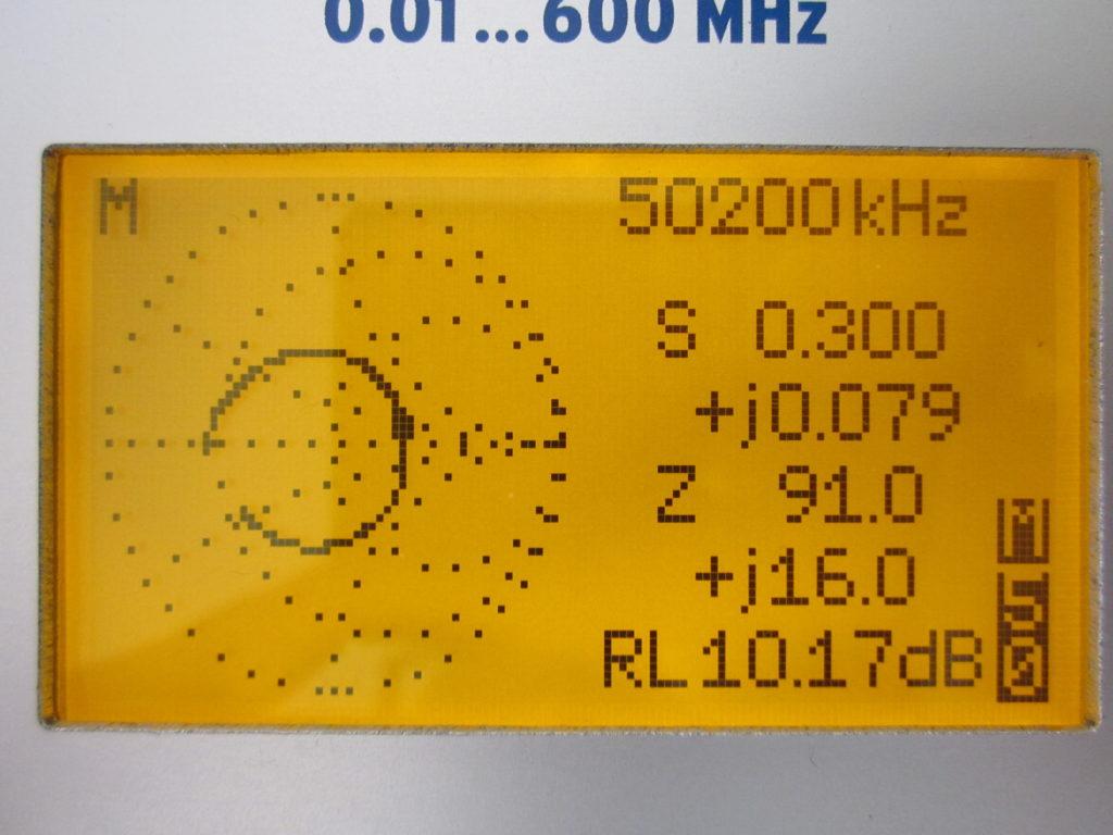 FA-VA 5 - Smith chart Marker info