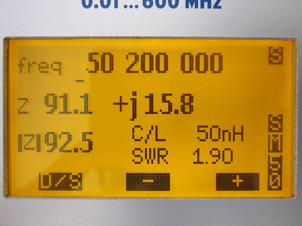 FA-VA 5 - Impedance