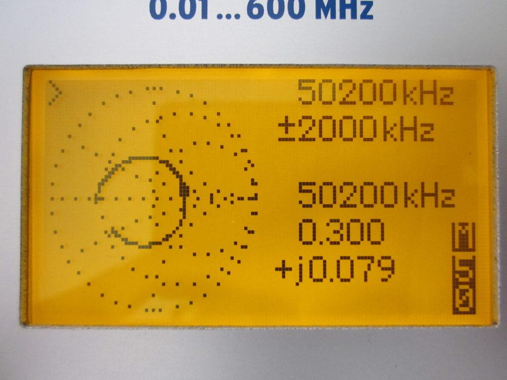 FA-VA 5 - Smith chart Marker