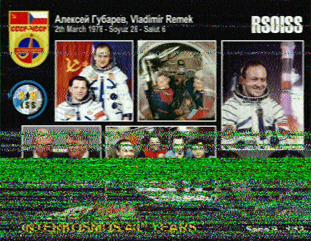 SSTV ISS 2018-04