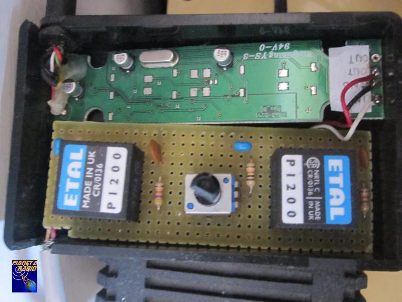 Interfaccia radio computer