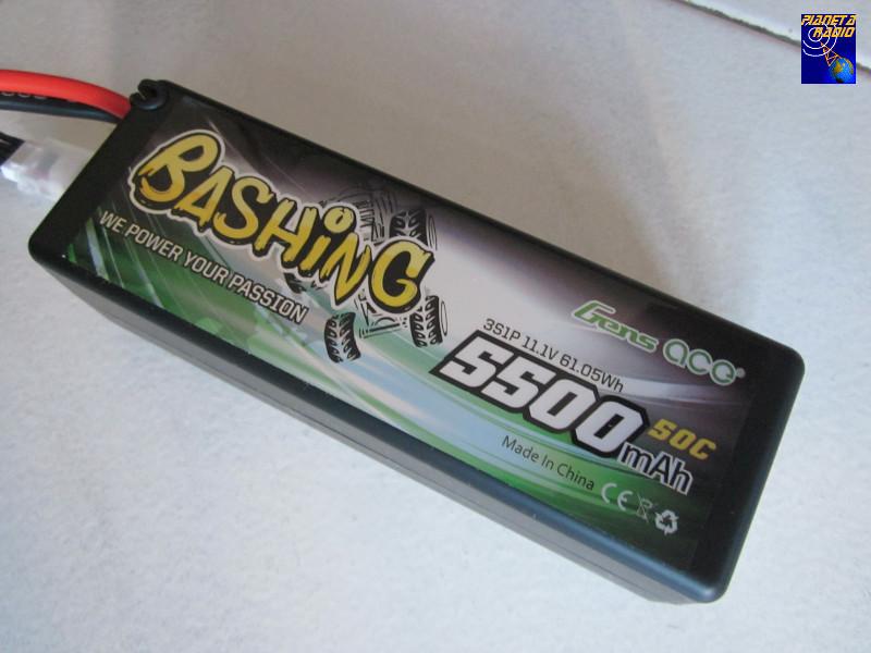 Batteria LiPo