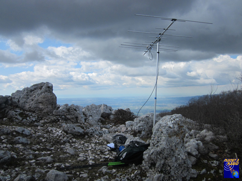 Radio in Montagna - Antenna