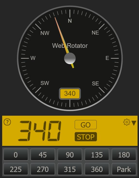 Web Rotator