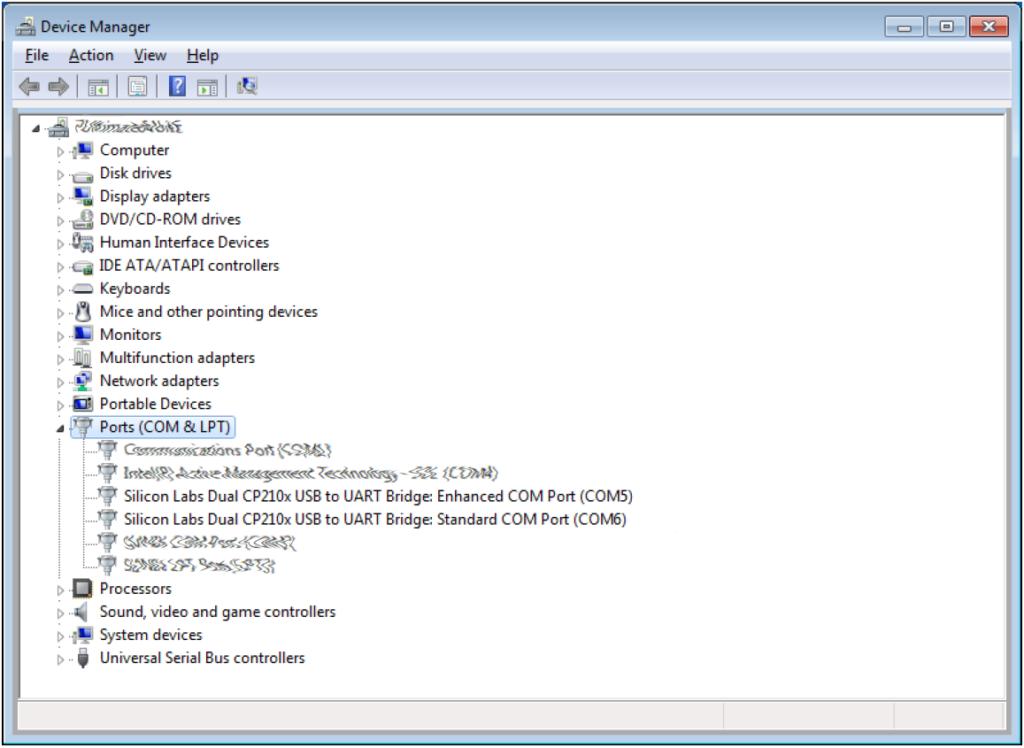 Yaesu FT-991 - COM port Windows