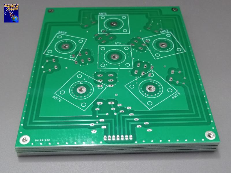 Commutatore Antenna - PCB