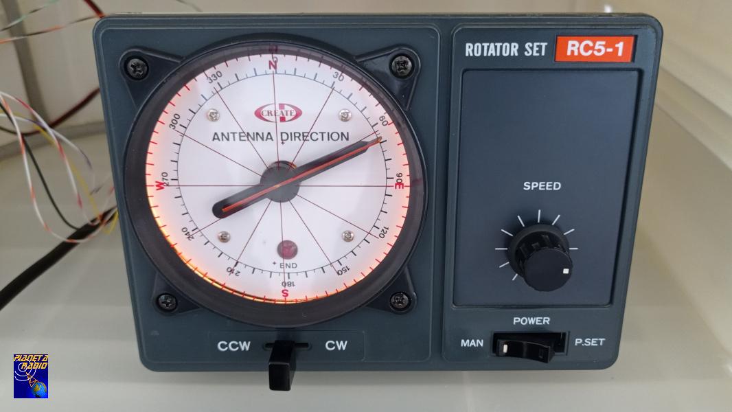 Control box rotore Create
