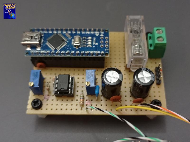 Controller rotore USB K3NG