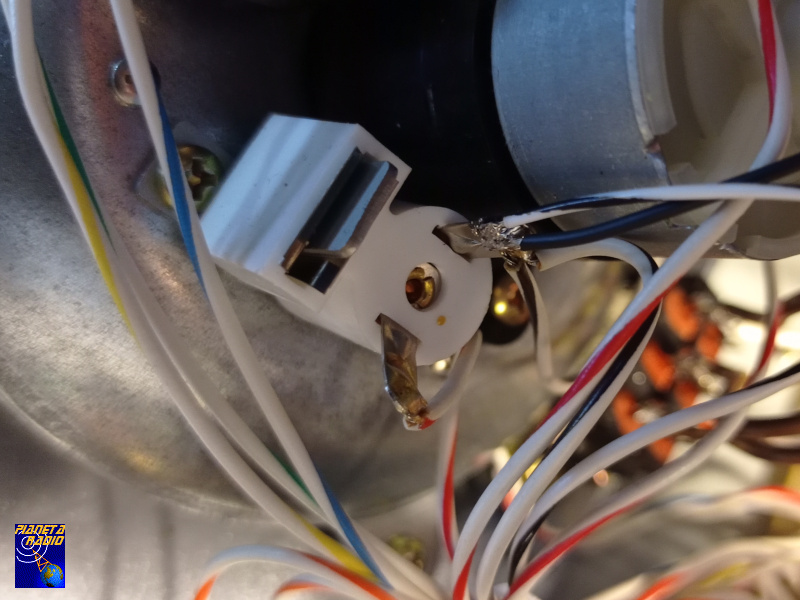 Control box rotore Create - GND